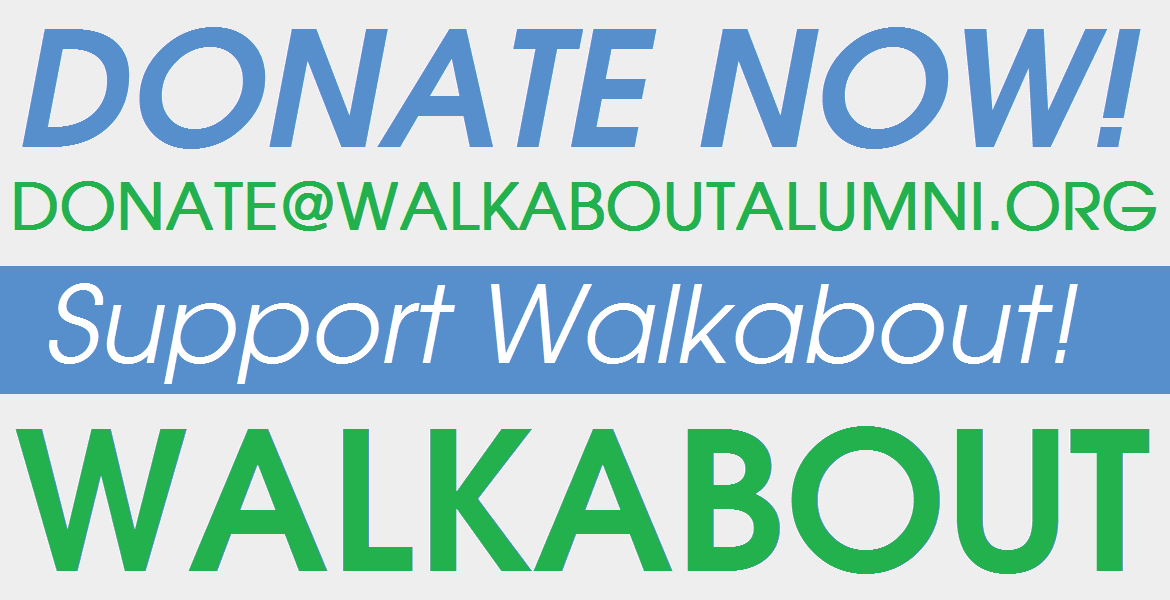WAA - Donate to Walkabout Alumni Association