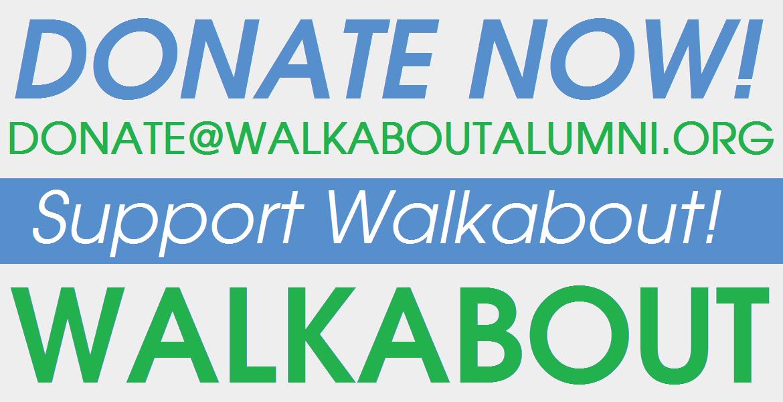 WAA - Donate to Walkabout Alumni Association