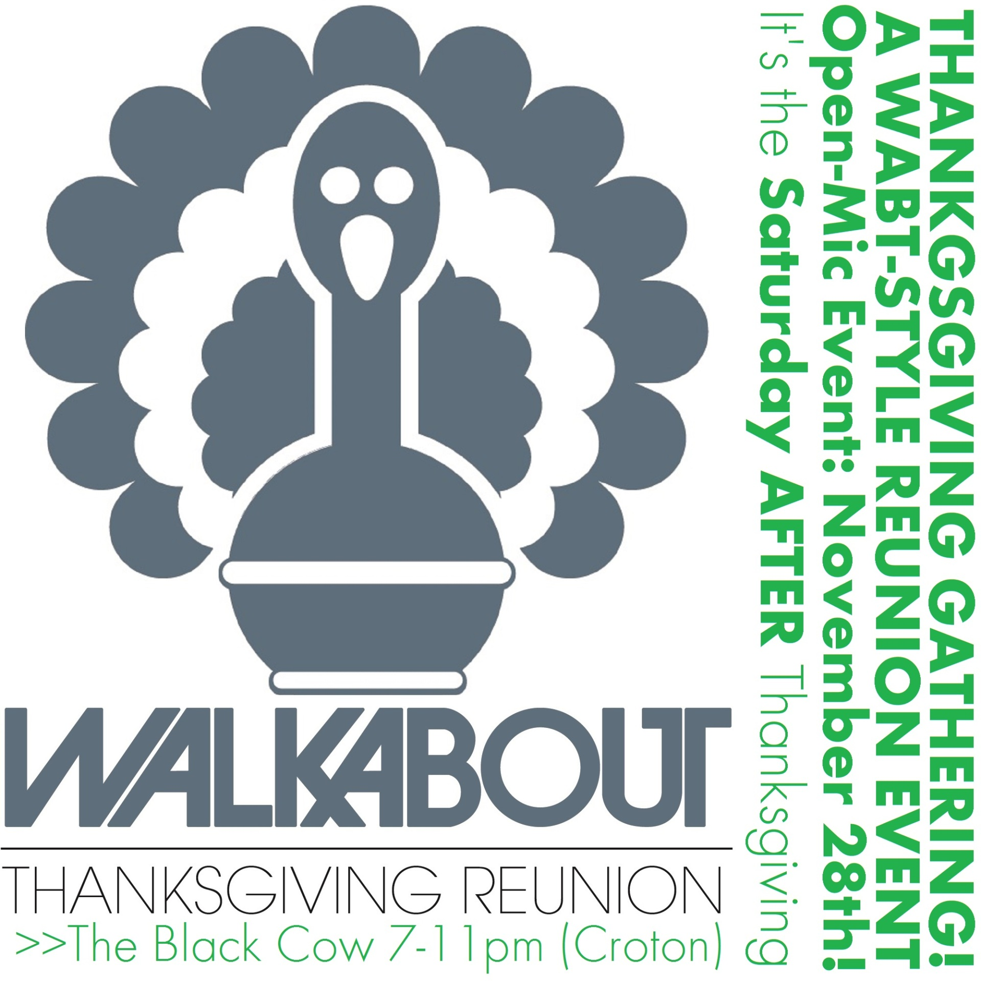 WABT Thanksgiving Gathering & Reunion 2015 - Saturday Nov 28th